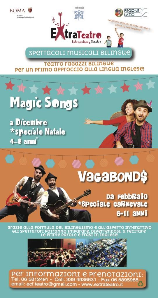 Extra Teatro piccoli 2017-2018